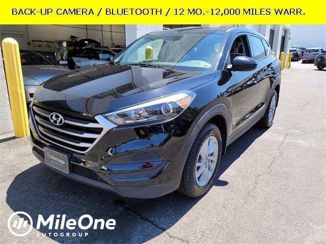 used 2017 Hyundai Tucson car, priced at $18,000