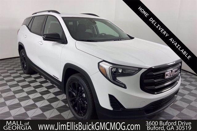 new 2021 GMC Terrain car, priced at $29,155