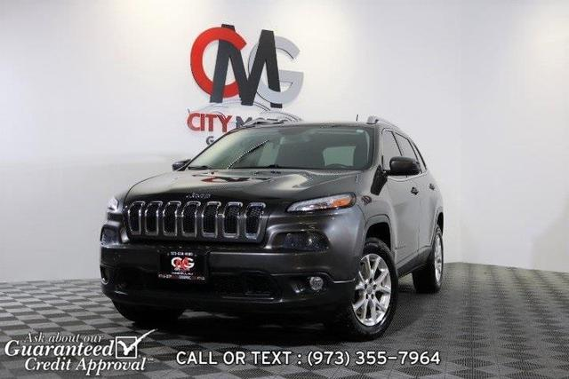 used 2014 Jeep Cherokee car, priced at $15,490