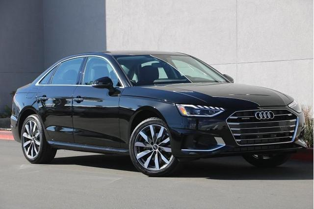 new 2021 Audi A4 car, priced at $48,165