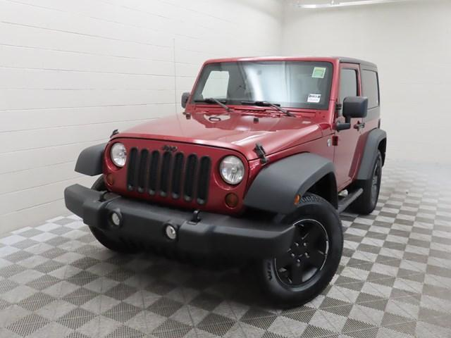 used 2012 Jeep Wrangler car, priced at $19,392