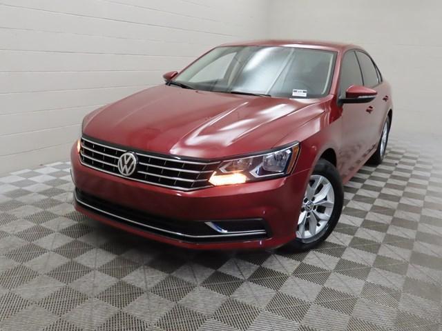 used 2018 Volkswagen Passat car, priced at $18,169