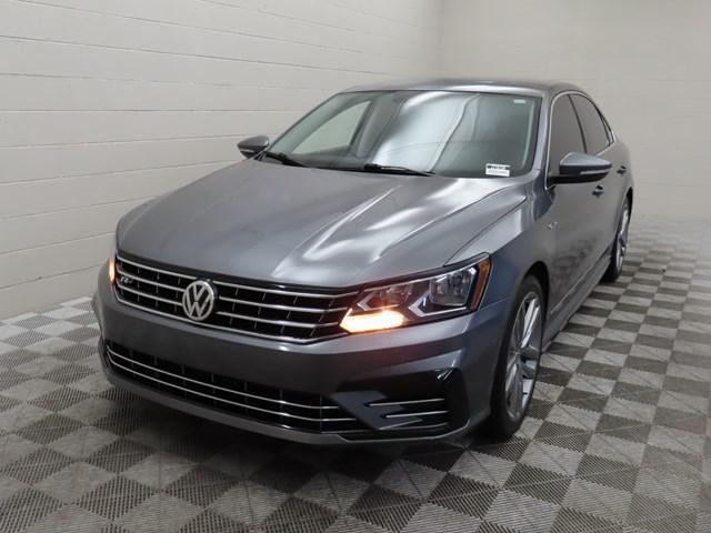 used 2017 Volkswagen Passat car, priced at $19,598