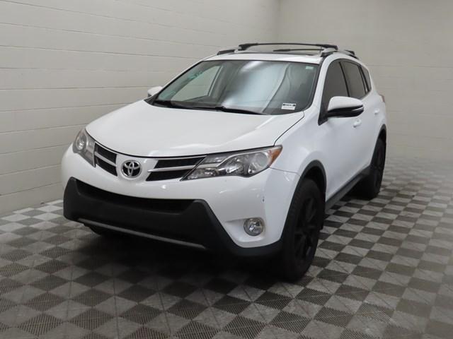 used 2014 Toyota RAV4 car, priced at $14,515