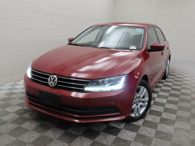 used 2017 Volkswagen Jetta car, priced at $16,187
