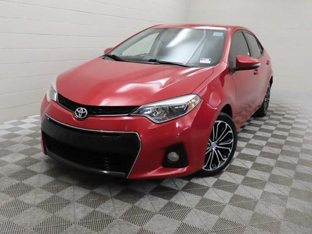 used 2015 Toyota Corolla car, priced at $14,291