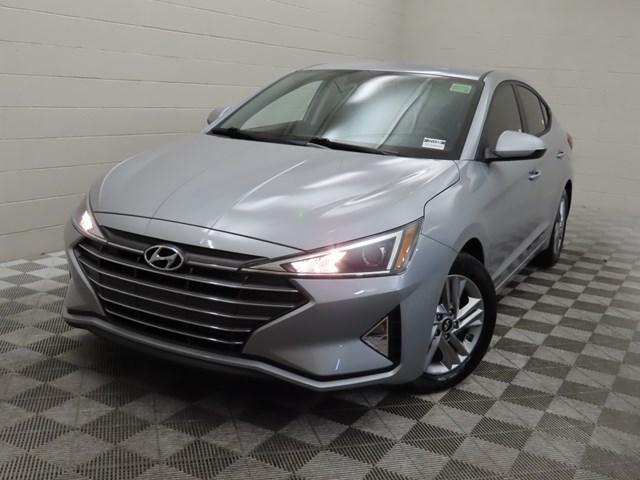 used 2020 Hyundai Elantra car, priced at $19,396