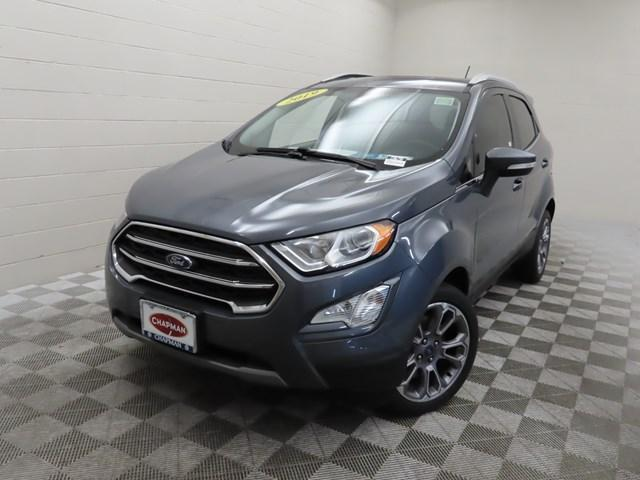 used 2019 Ford EcoSport car, priced at $20,191