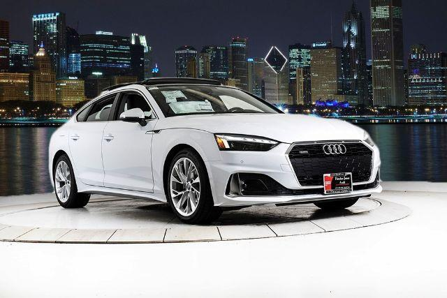 new 2021 Audi A5 car, priced at $49,540