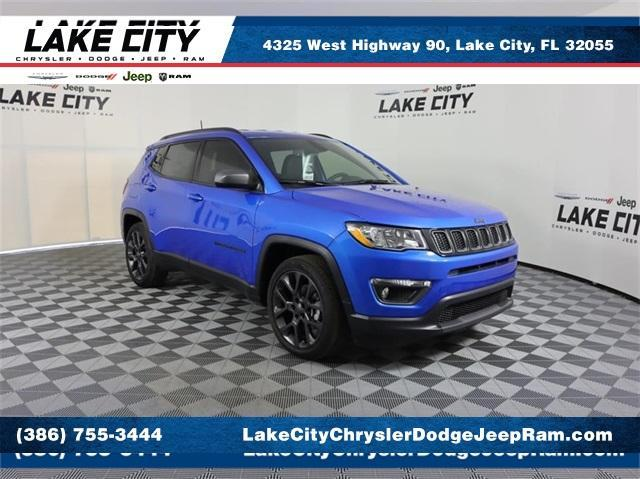 new 2021 Jeep Compass car, priced at $28,397