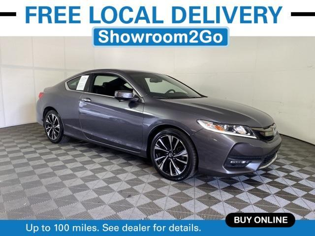 used 2016 Honda Accord car, priced at $18,600