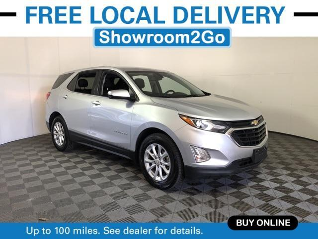 used 2018 Chevrolet Equinox car, priced at $19,499
