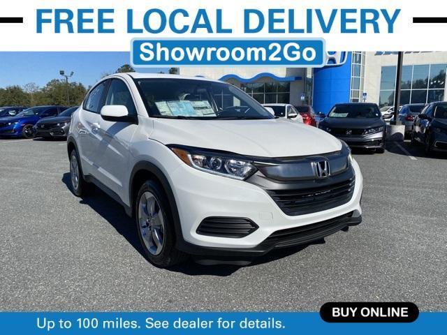 new 2021 Honda HR-V car, priced at $24,290