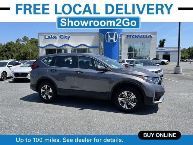 new 2021 Honda CR-V car, priced at $28,025