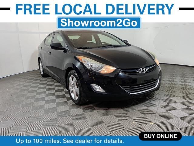 used 2012 Hyundai Elantra car, priced at $9,437