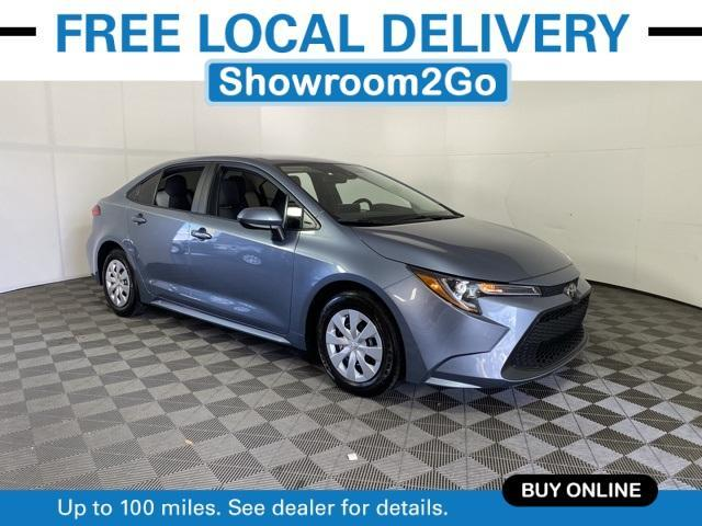 used 2020 Toyota Corolla car, priced at $17,864