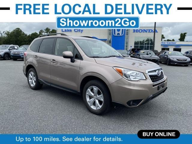 used 2016 Subaru Forester car, priced at $18,794