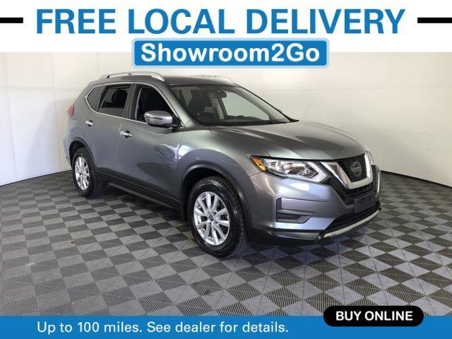 used 2018 Nissan Rogue car, priced at $20,700