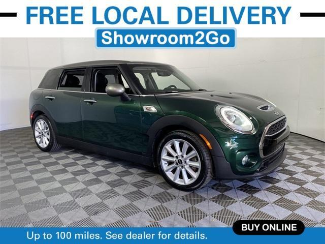 used 2017 MINI Clubman car, priced at $19,945