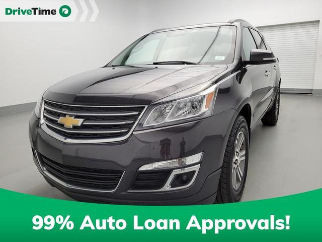 used 2017 Chevrolet Traverse car, priced at $22,497