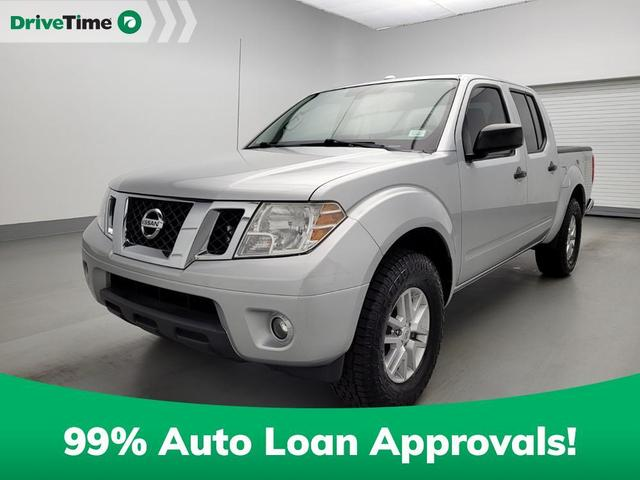 used 2015 Nissan Frontier car, priced at $22,097
