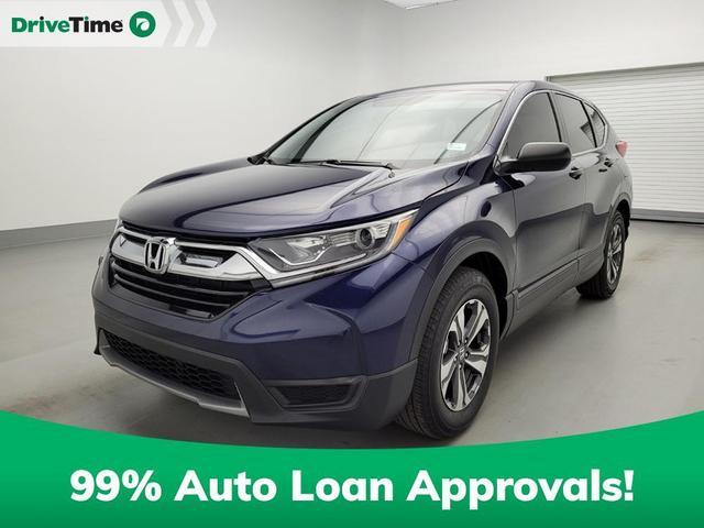 used 2019 Honda CR-V car, priced at $23,597