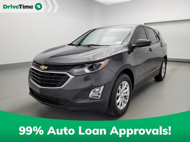 used 2018 Chevrolet Equinox car, priced at $19,097