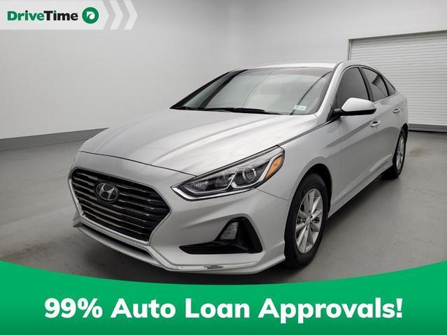 used 2019 Hyundai Sonata car, priced at $20,897