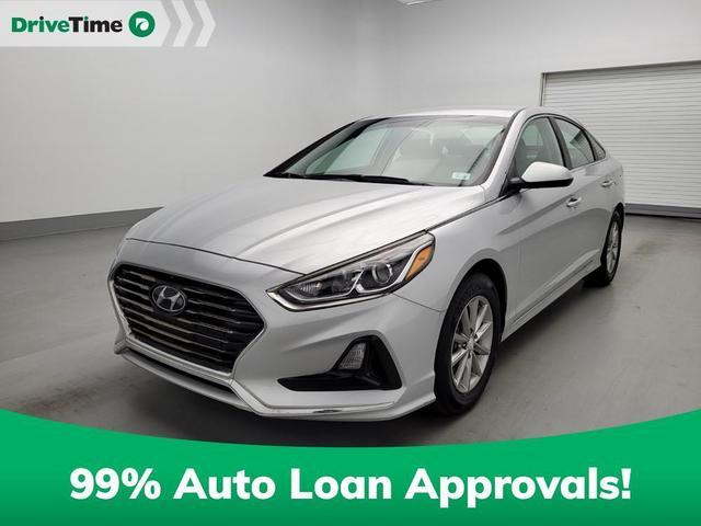 used 2018 Hyundai Sonata car, priced at $21,597