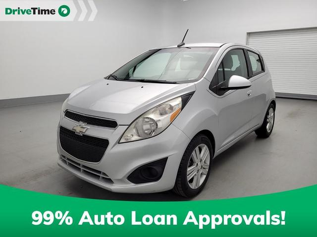 used 2014 Chevrolet Spark car, priced at $9,895