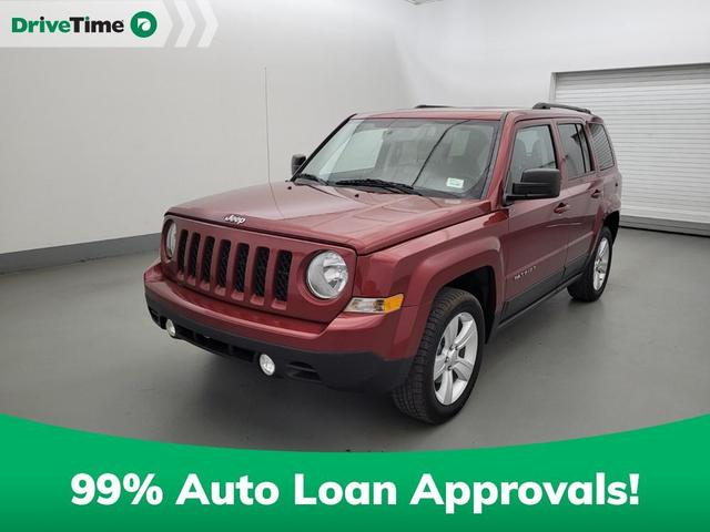 used 2016 Jeep Patriot car, priced at $13,795