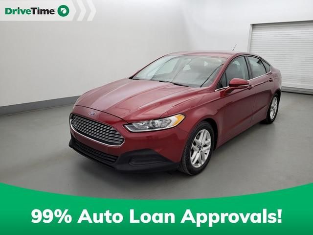 used 2016 Ford Fusion car, priced at $13,395