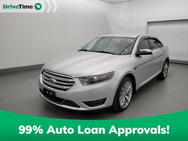 used 2015 Ford Taurus car, priced at $14,495