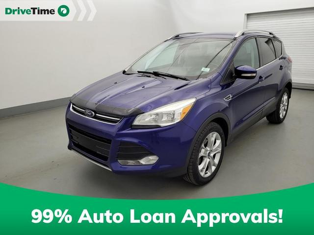 used 2014 Ford Escape car, priced at $14,095