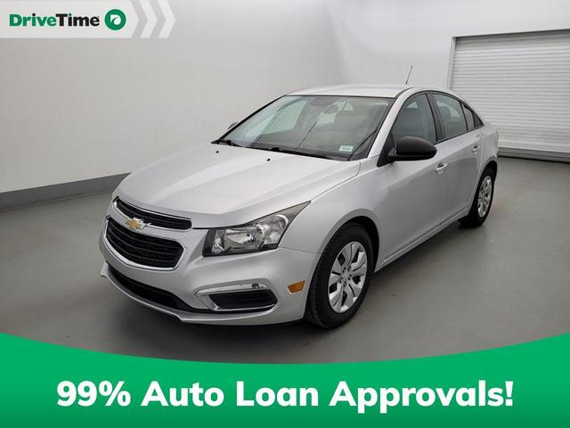 used 2016 Chevrolet Cruze Limited car, priced at $13,495