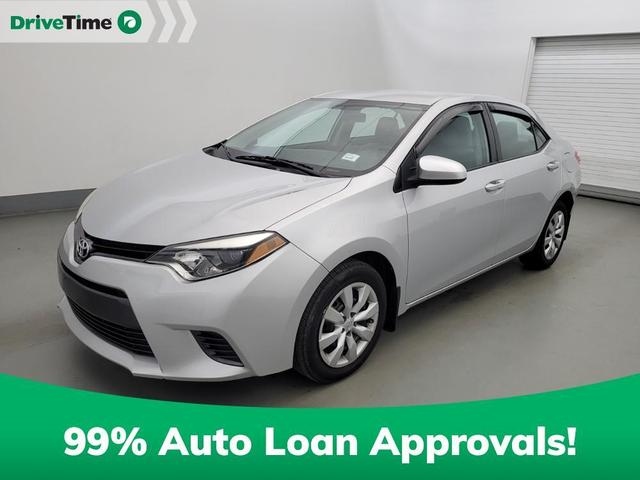 used 2016 Toyota Corolla car, priced at $13,995