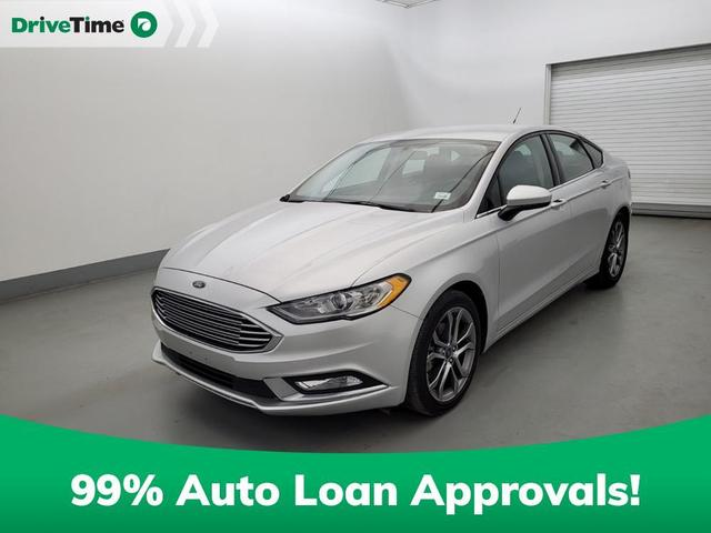 used 2017 Ford Fusion car, priced at $14,795