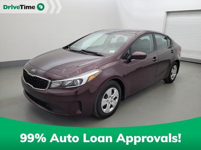 used 2018 Kia Forte car, priced at $13,995