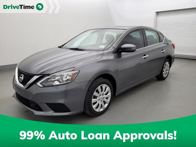 used 2018 Nissan Sentra car, priced at $14,695
