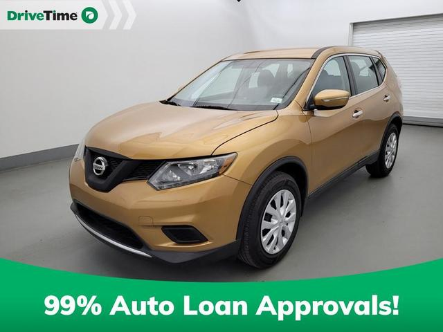 used 2014 Nissan Rogue car, priced at $14,095