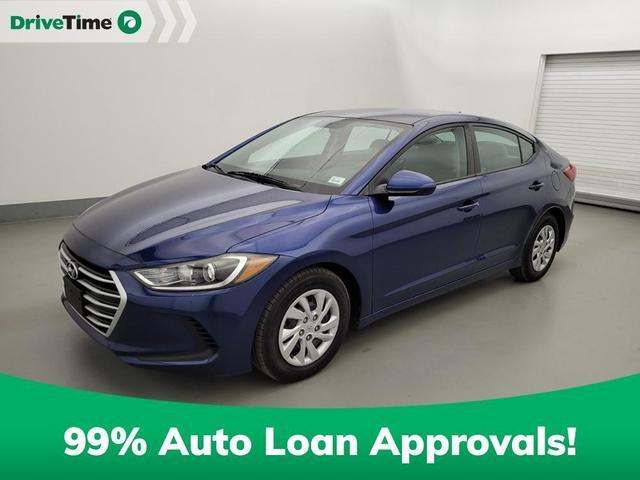 used 2017 Hyundai Elantra car, priced at $14,195