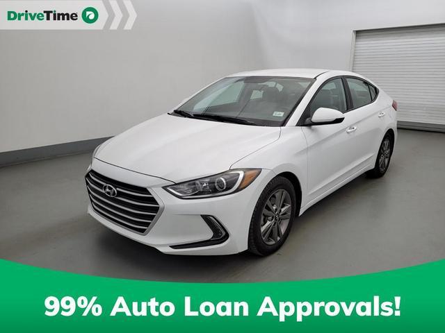 used 2017 Hyundai Elantra car, priced at $14,795