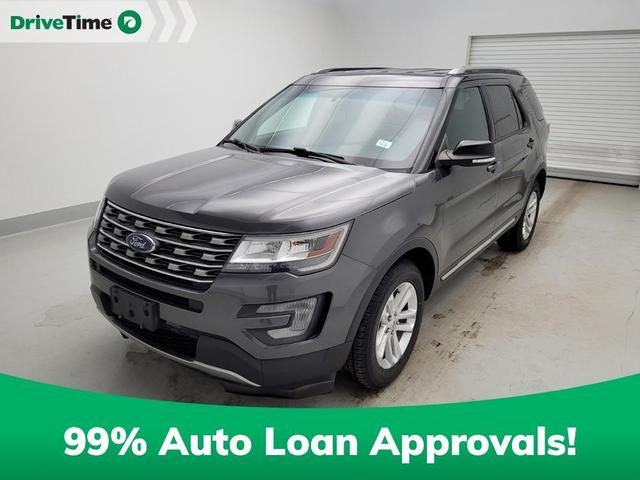 used 2017 Ford Explorer car, priced at $28,197