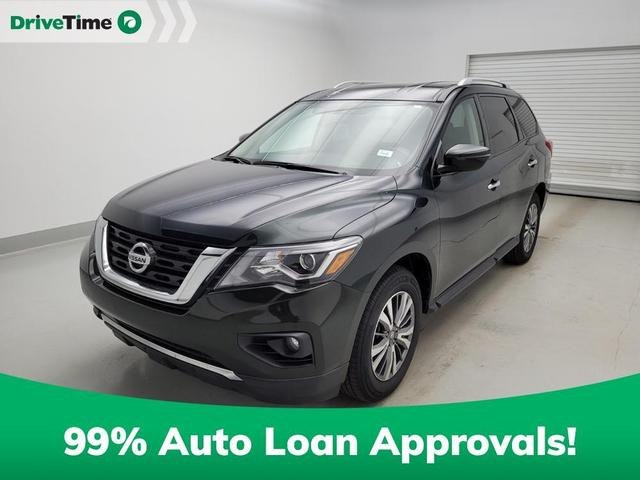 used 2019 Nissan Pathfinder car, priced at $27,497