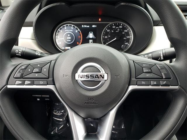 new 2021 Nissan Versa car, priced at $18,999