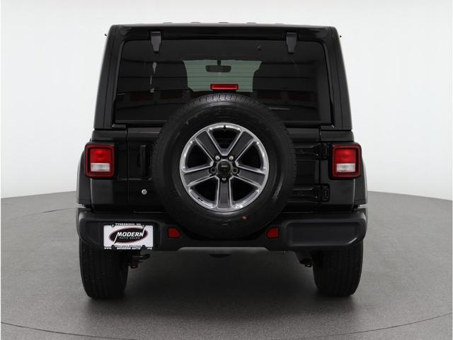 used 2020 Jeep Wrangler Unlimited car, priced at $45,880