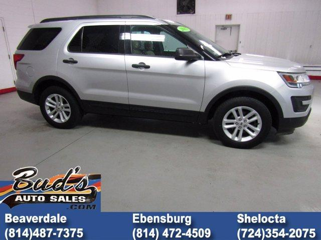 used 2017 Ford Explorer car, priced at $27,495