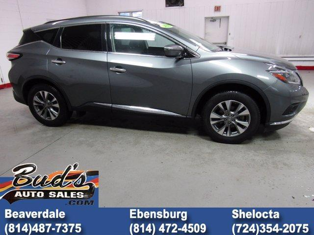 used 2018 Nissan Murano car, priced at $24,495