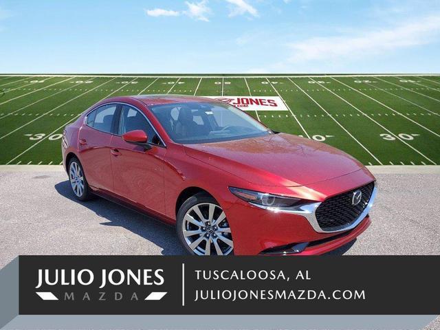 new 2021 Mazda Mazda3 car, priced at $28,167