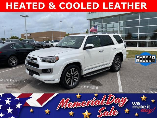 used 2018 Toyota 4Runner car, priced at $40,994